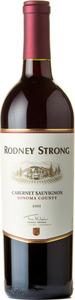 Rodney Strong Sonoma Cabernet Sauvignon 2011, Sonoma County Bottle