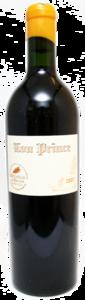 Domaine Du Prince Lou Prince Cahors 2011 Bottle