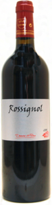 Domaine Du Prince Rossignol Cahors 2011 Bottle
