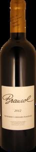 Domaine Plageoles Braucol Gaillac 2013 Bottle