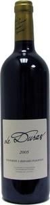 Domaine Plageoles Duras Gaillac 2012 Bottle