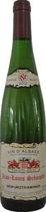 Jean Louis Schoepfer Gewurztraminer 2011 Bottle