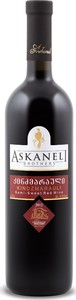 Askaneli Brothers Kindzmarauli Semi Sweet Red 2012, Kakheti Bottle