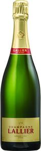 Lallier Cuvée Millésime Grand Cru Brut Champagne 2005 Bottle