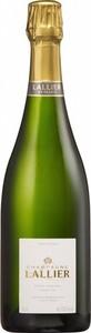 Lallier Cuvée Zéro Dosage Grand Cru Champagne Bottle