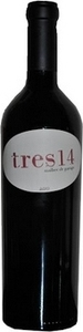 Tres14 Tinto De Garage 2011 Bottle