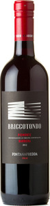 Fontanafredda Briccotondo Barbera 2012, Piemonte Bottle