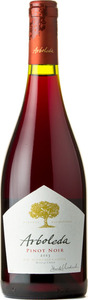 Arboleda Pinot Noir 2013 Bottle