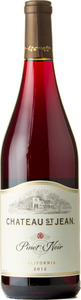 Chateau St. Jean Pinot Noir 2012 Bottle