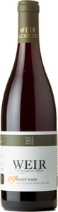 Mike Weir Pinot Noir 2009, VQA Niagara Peninsula Bottle