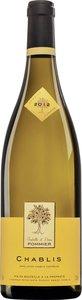 Isabelle Et Denis Pommier Chablis 2011 Bottle
