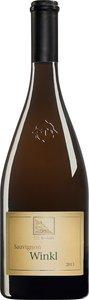 Cantina Terlano Winkl Sauvignon Blanc 2013, Doc Terlano Bottle