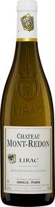 Château Mont Redon Lirac Blanc 2012 Bottle