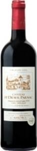 Château St Didier Parnac Prestige 2006, Ac Cahors, Malbec/Merlot Bottle