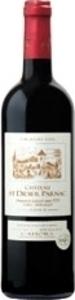 Château St Didier Parnac Prestige 2008, Ac Cahors, Malbec/Merlot Bottle