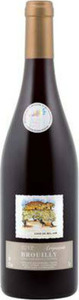 Cave Des Vignerons De Bel Air Brouilly 2013 Bottle