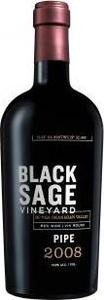 Sumac Ridge Black Sage Pipe 2008, Okanagan Valley (500ml) Bottle
