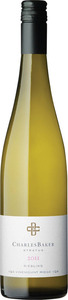 Charles Baker Picone Vineyard Riesling 2013, VQA Vinemount Ridge, Niagara Escarpment Bottle