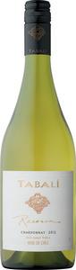 Tabalí Reserva Chardonnay 2012 Bottle