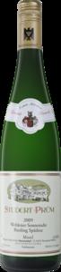 Studert Prüm Wehlener Sonnenuhr Riesling Spätlese 2012 Bottle