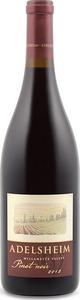 Adelsheim Pinot Noir 2012, Willamette Valley Bottle