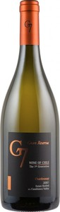 G7 The 7th Generation Gran Reserva Chardonnay 2011 Bottle