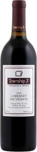 Township 7 Cabernet Sauvignon 2011, BC VQA Okanagan Valley Bottle