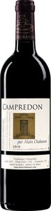 Domaine Alain Chabanon Campredon 2012 Bottle