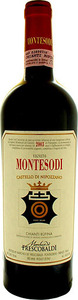 Castello Di Nipozzano Vigneto Montesodi Riserva Chianti Rúfina 2009 Bottle