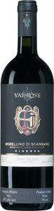 Val Delle Rose Morellino Di Scansano Riserva 2010 Bottle