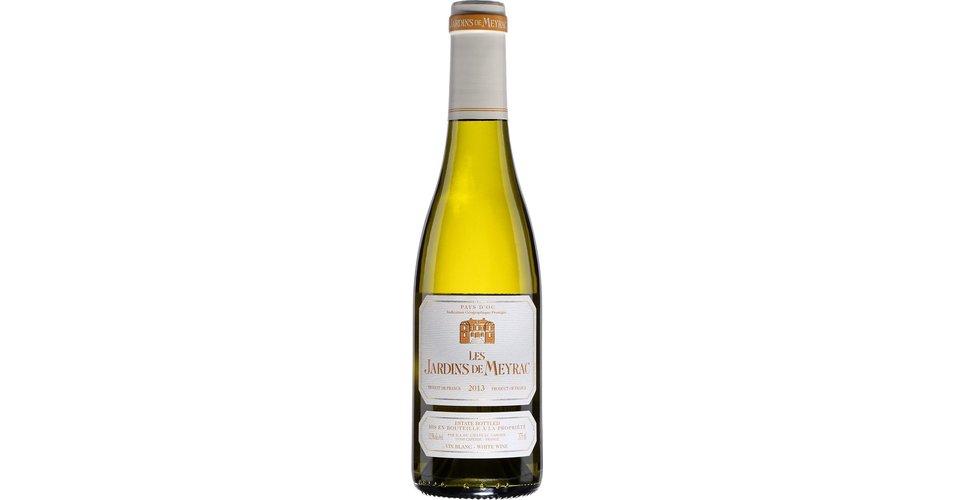 Les jardins de meyrac 2012 expert wine ratings and wine for Jardin du nil wine price