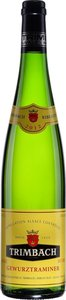 Trimbach Gewurztraminer 2012 Bottle