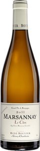 Domaine René Bouvier Marsannay Le Clos 2012 Bottle