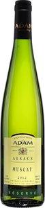 Jean Baptiste Adam Muscat 2012 Bottle