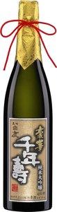 Hakushika Goka Sennen Junmai Dai Ginjo Sake (720ml) Bottle