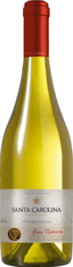 Santa Carolina Gran Reserva Chardonnay 2012, Casablanca Valley Bottle