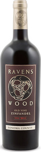 Ravenswood Old Vine Zinfandel 2007, Sonoma County Bottle