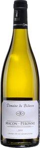 Domaine Du Bicheron Mâcon Péronne Chardonnay 2013 Bottle