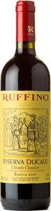Ruffino Chianti Classico Riserva Ducale 2011, Tuscany Bottle