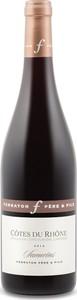 Ferraton Père & Fils Samorëns Côtes Du Rhône 2012, Ac Bottle