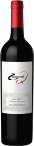 Zuccardi Q Malbec 2012, Uco Valley, Mendoza Bottle
