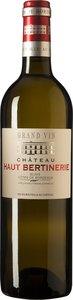 Château Haut Bertinerie 2012, Ac Côtes De Bordeaux Blaye, Old Vines Bottle