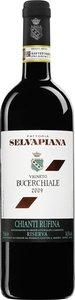 Fattoria Selvapiana Bucerchiale Chianti Rùfina Riserva 2010 Bottle