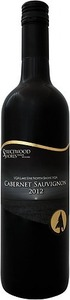 Sprucewood Shores Cabernet Sauvignon 2012, Lake Erie North Shore Bottle