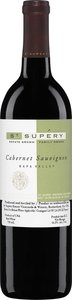 St. Supéry Cabernet Sauvignon 2011, Napa Valley Bottle