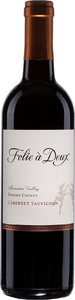 Folie À Deux Cabernet Sauvignon 2011, Alexander Valley, Sonoma County Bottle