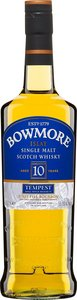 Bowmore 10 Ans Tempest Islay Scotch Single Malt (700ml) Bottle