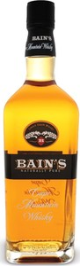 Bain's Cape Mountain Whisky Bottle