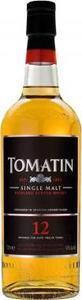 Tomatin 12 Year Old Highland Single Malt Bottle
