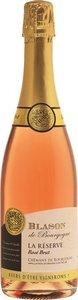 Blason De Bourgogne Crémant De Bourgogne Brut Bottle